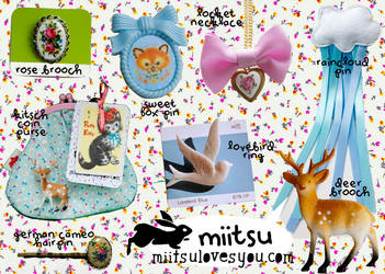 miitsu accessories by jesskajuice