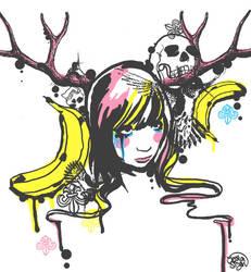 birds,bees,bananas. by jesskajuice