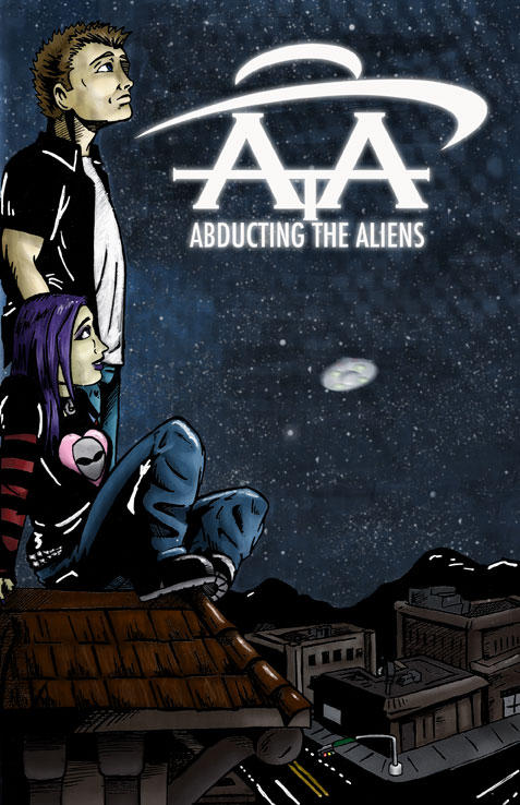 New Abducting The Aliens Cover by RiffThirteen