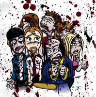 Shaun of the Dead by RiffThirteen