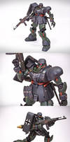 German Geara Collage by enc86