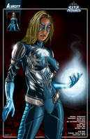 City Of Heroes: Alarcity by josephcaesarsd