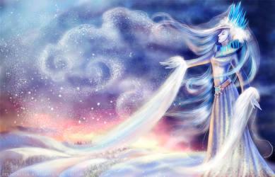 Snow Queen by ines-ka