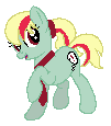 Cherry Words Pixel [REQUEST] by LunarChase