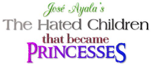 The Hated Children that became Princesses Logo by DeviantMaster2014