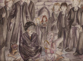 Valentines by HogwartsHorror