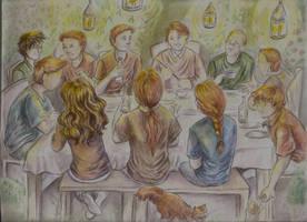 GoF - Chapter 5 by HogwartsHorror