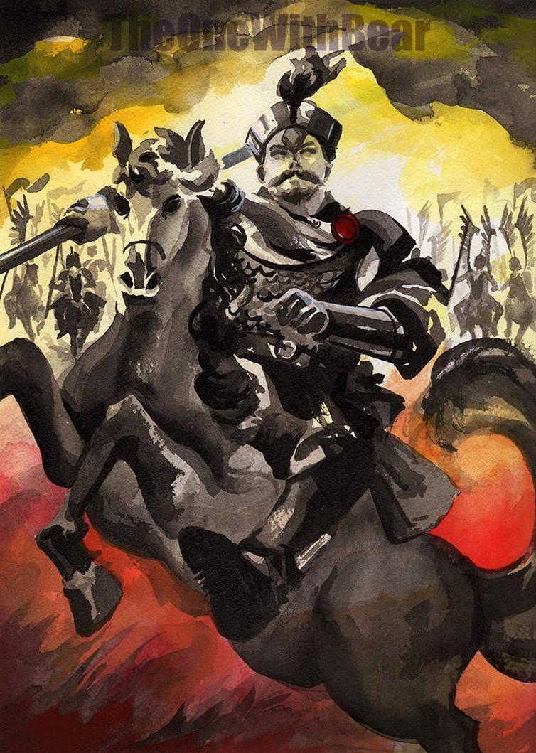 Battle of Vienna by TheOneWithBear
