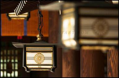 Meiji Lantern by billsabub