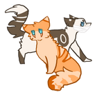 :CO: Sunpelt and Kotoni by Deercliff