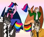 Fragile Pride 2018 by Deercliff