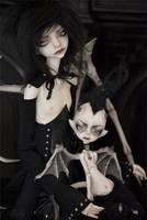 Dark Friends by SugarFirefly