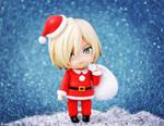 Santa Yuri by SugarFirefly
