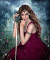 My Kingdom by EstherPuche-Art