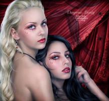 Dangerous Beauty by EstherPuche-Art