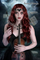 Sounds of Darkness by EstherPuche-Art