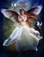 Angel Tears by EstherPuche-Art