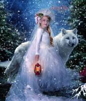 Winter Tale by EstherPuche-Art