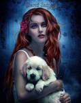 Shared Sadness by EstherPuche-Art