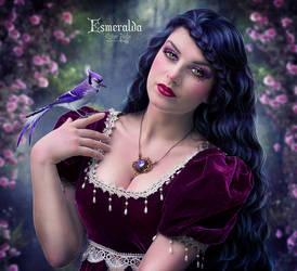 Esmeralda by EstherPuche-Art