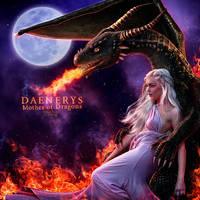 Daenerys by EstherPuche-Art