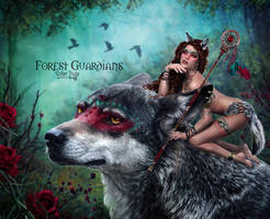 Forest Guardians by EstherPuche-Art