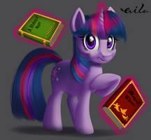 Twilight Sparkle by AilaTF