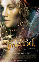 Tinker Bell Movie: Teaser Poster by nicolehayley
