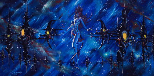 The Ring Witch by JohnDotegowski
