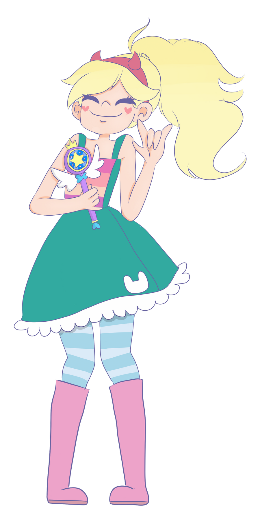 Star Butterfly by RobbieCave on DeviantArt