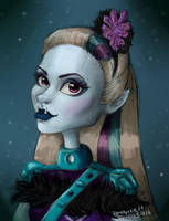 Abbey Bominable by Rimmes-Broose
