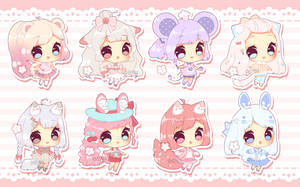 (PRICE REDUCED) OPEN Random adopts - mar #2 by riemika