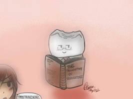 Wisdom tooth. by TheGweny