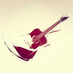 Guitar by Rathaelos