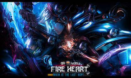 Fire Heart by Sarkham