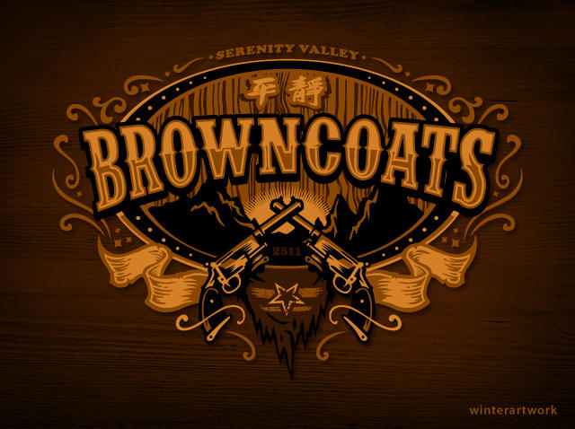 Brown Coats Forever by Winter-artwork