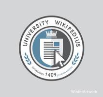 University Wikipedius by Winter-artwork