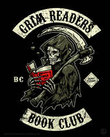 Death Reapers Book Club by Winter-artwork
