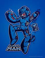 Zombie Man by Winter-artwork