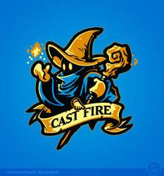 Cast Fire! by Winter-artwork