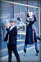 Persona 4 - Persona...Izanagi! by Tmmeh