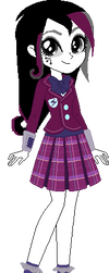 EQG MH-T99 Shadowbolt (Fixed) by MarkHarrierT99