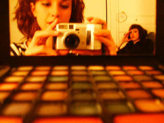 mirror mirror by staticpanic