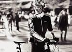 Sydney streets: Cyclist by DmitryElizarov