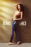 Jeans and girls, day by DmitryElizarov