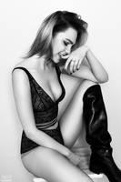 Dasha Medvedeva #2 by DmitryElizarov
