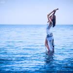 You are the ocean by DmitryElizarov