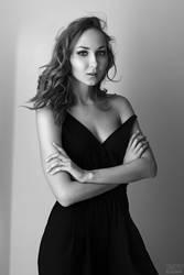 Anna Boevaya #5 by DmitryElizarov