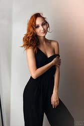 Anna Boevaya #4 by DmitryElizarov