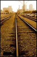 Streetcar Rails by SZenz